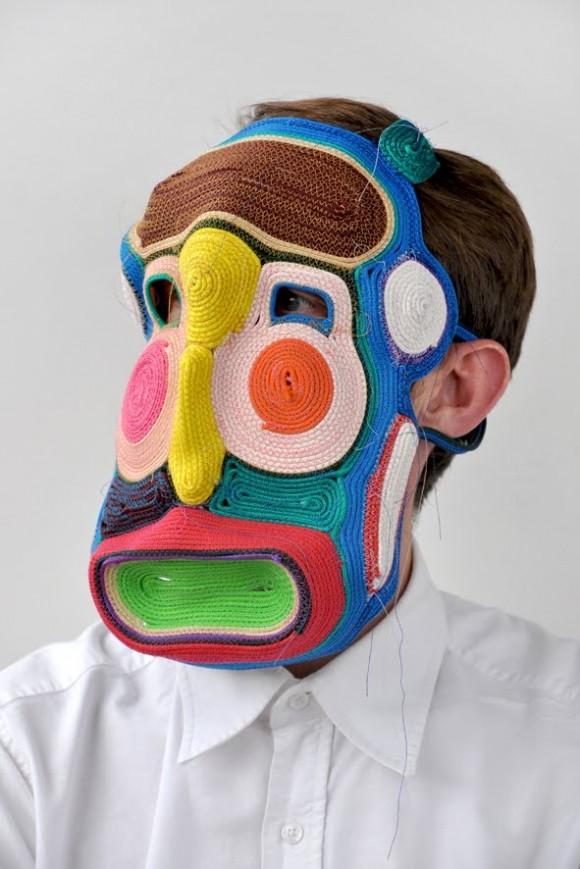 Bertjan Pot - Masks16