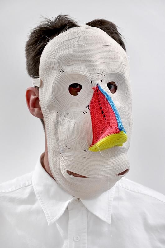 Bertjan Pot - Masks24