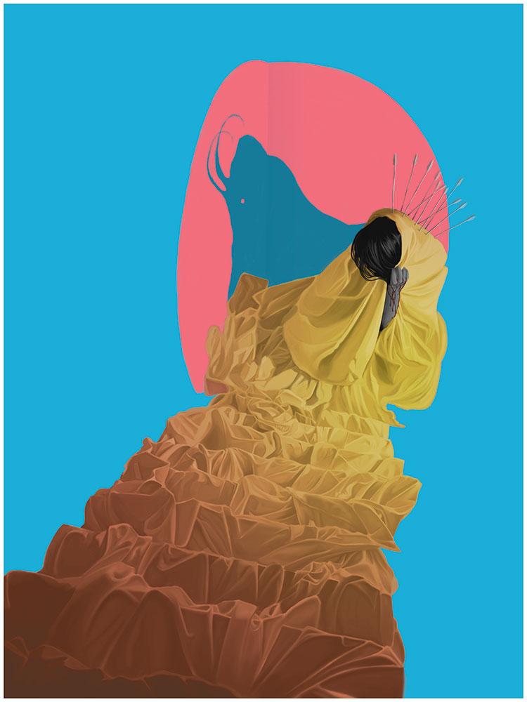 Randy Ortiz - Illustratore freelance autodidatta canadese dallo stile surrealista | Collater.al