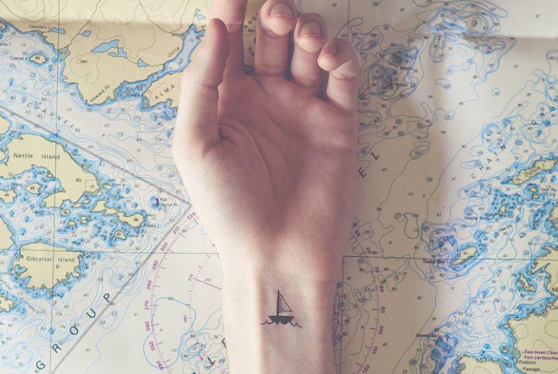 Tiny Tattoos, la serie dell'americano Austin Tott