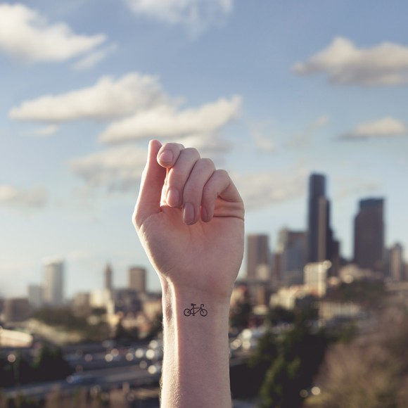 Austin Tott - Tiny Tattoos