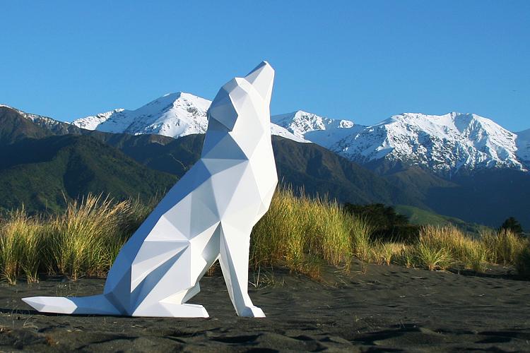 Ben Foster - Animali dalle forme geometriche