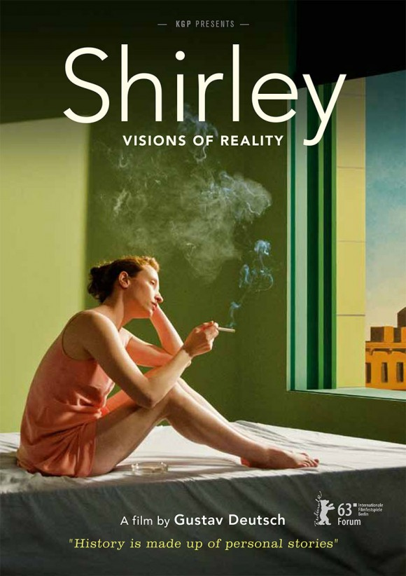 Shirley - Visions of Reality - I quadri di Hopper diventano un film