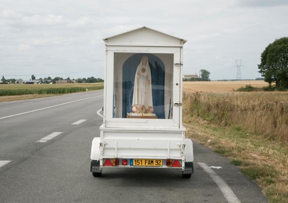 Eric Tabuchi - Fotografo francese di luoghi suburbani