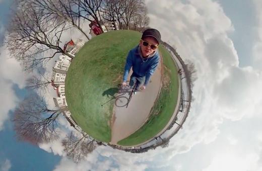 Jonas Ginter – Spherical Panorama