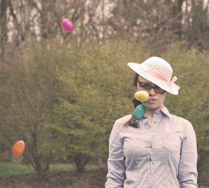 Kaija Straumanis - Self portraits