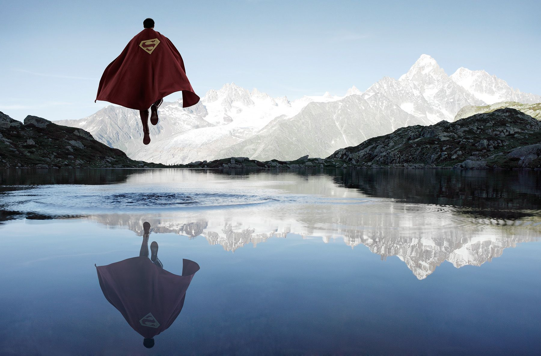 Portraits of Superheroes di Benoit Lapray