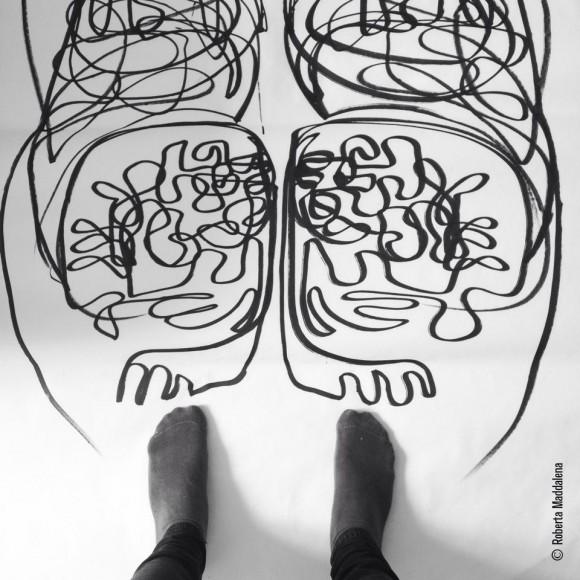 Roberta Maddalena - Body Traces