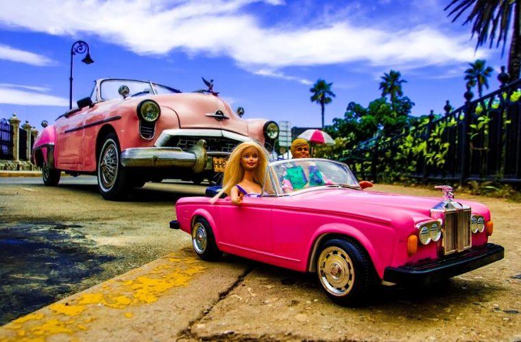 Barbie around the world