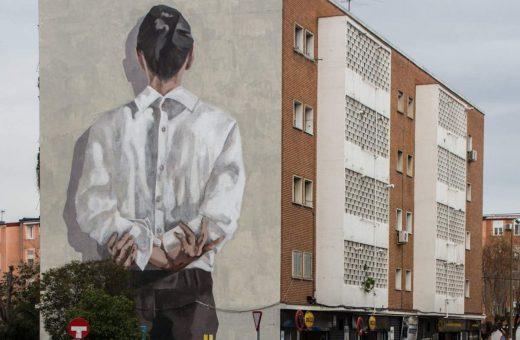 La street art intima di Hyuro