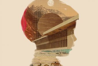 Mark Weaver - Illustrazioni e collages dal gusto retrò