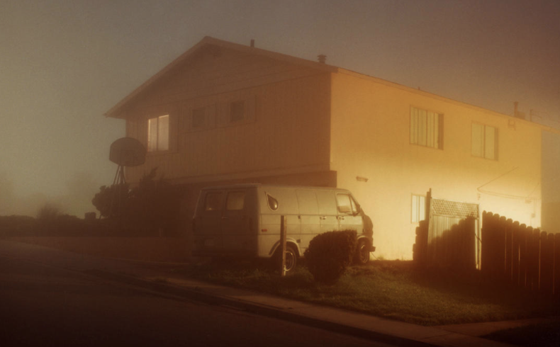 Todd Hido – Houses at night