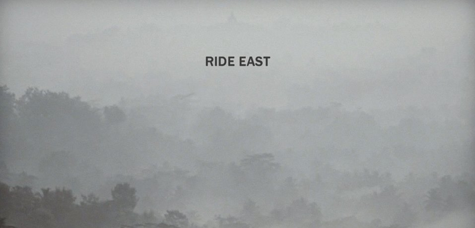 Davide Calafà – Ride East