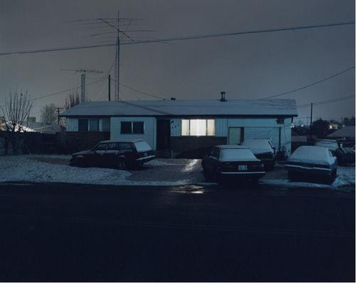 Todd Hido - Houses at night