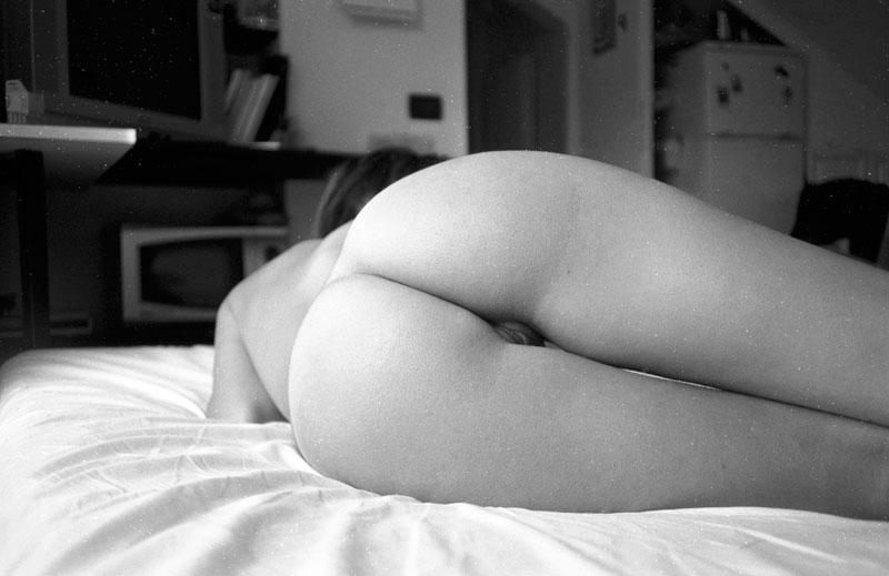 Giangiacomo Pepe - Foto di nudo in bianco e nero