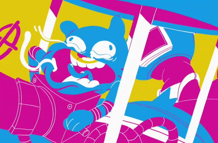 CRCR – Cartoon Network