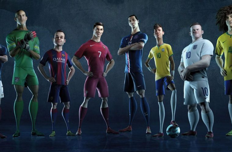 Nike – The Last Game