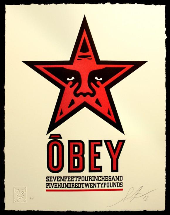 Shepard Fairey & Brett Novak  - Obey this film