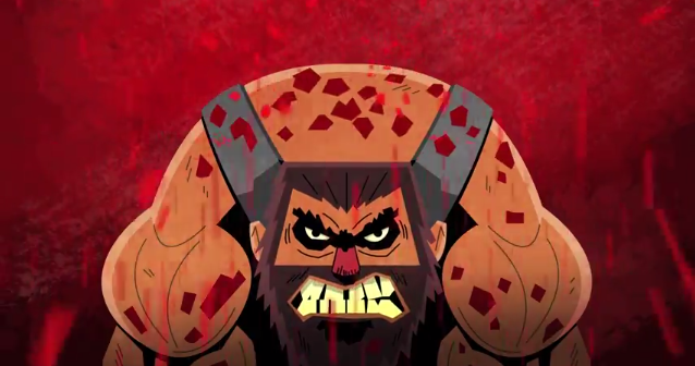 Brutus the Bound: Infinite Gladiator