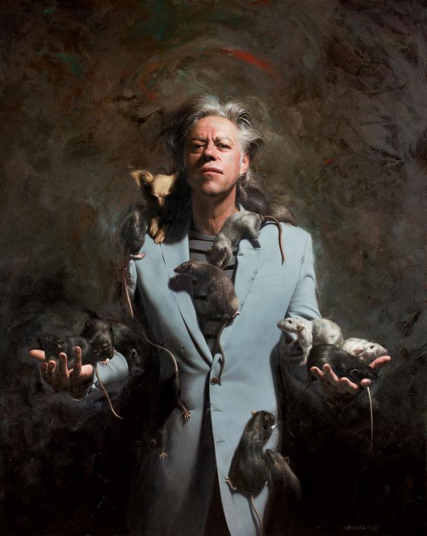 Mitch Griffith - Pittura classica e cultura contemporanea | Collater.al