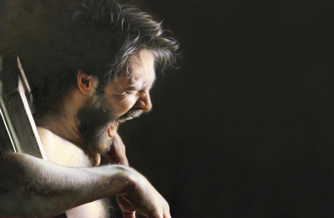 I dipinti di Mitch Griffith, tra arte classica e cultura urbana