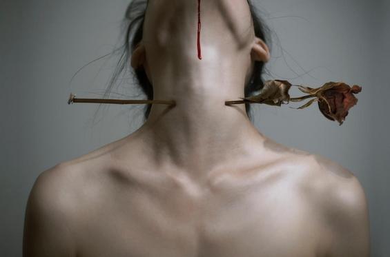Yung Cheng Lin - La fotografia indaga il corpo femminile