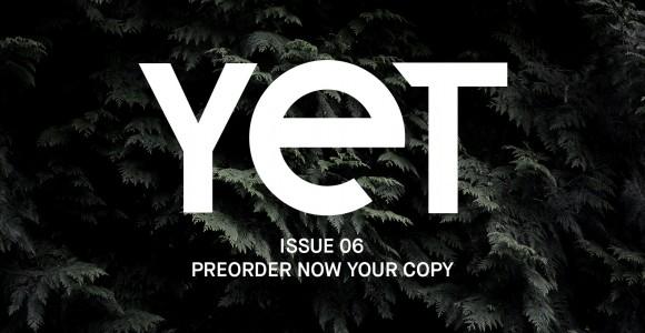 YET MAGAZINE - issue 06