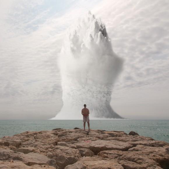 Clay Lipsky - Atomic Overlook - Fotografo Losangelino
