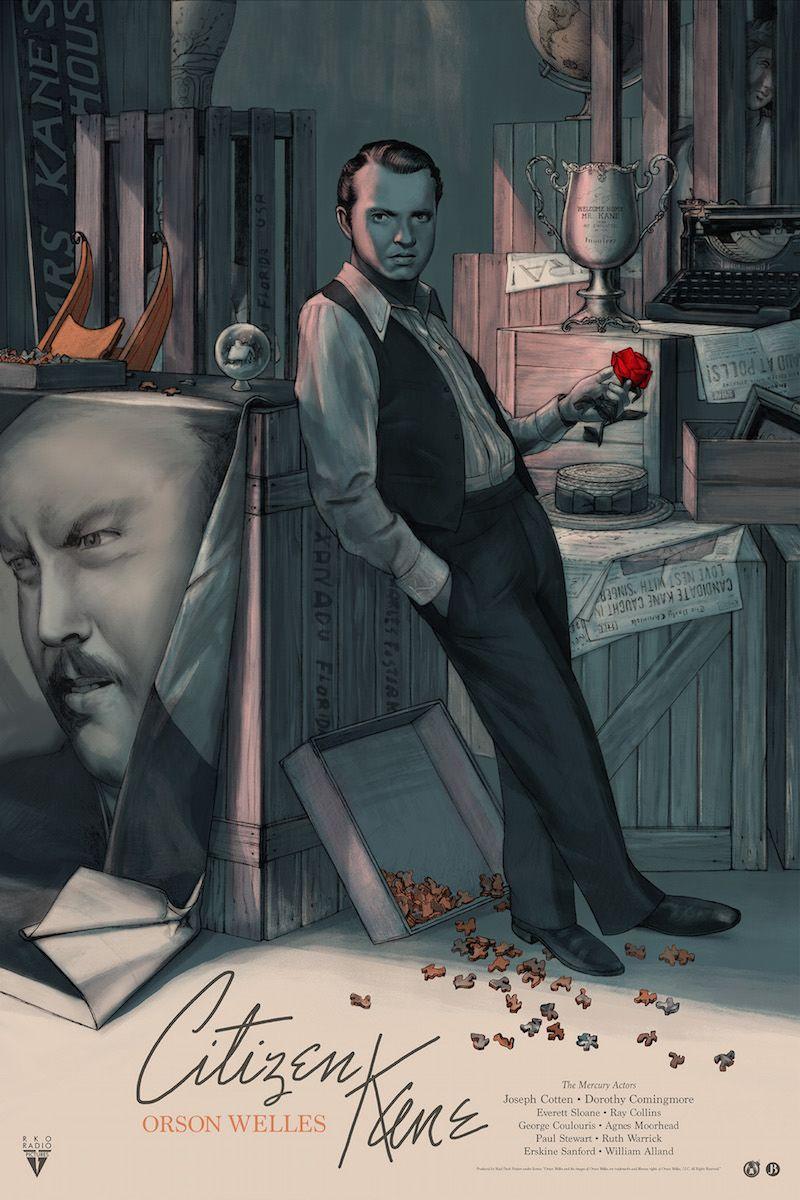 Masters of Poster Design: lo stile classico di Jonathan Burton | Collater.al
