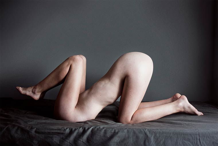 The surreal bodies of Ángela Burón