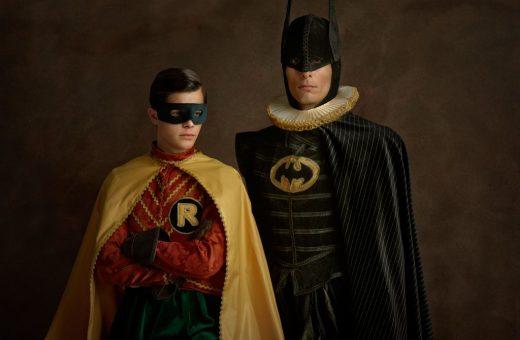 Super Flamish, i super eroi di Sacha Goldberger
