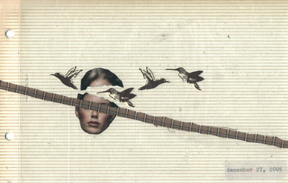 Francisca Pageo - Collage