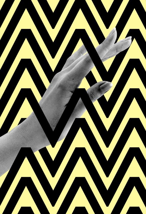 Tyler Spangler è graphic designer californiano che realizza collages digitali.