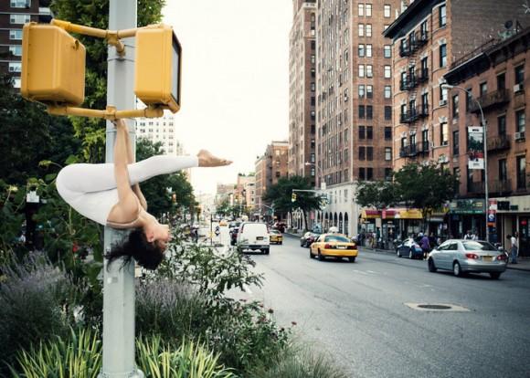 Anja Humljan - The Urban Yoga