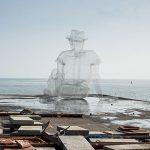 light, camera, action! – Edoardo Tresoldi – Met Wire Sculptures | Collater.al