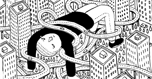 Millo - Street Art Illustration