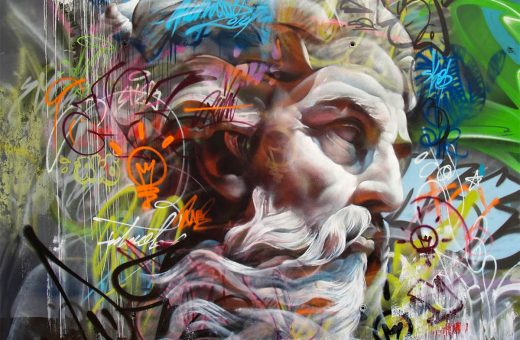 Greek Gods Graffiti di Pichi & Avo