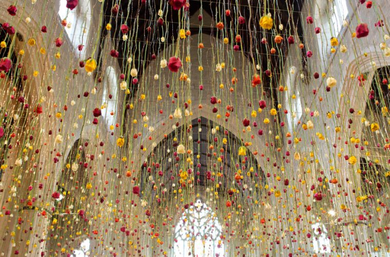 Rebecca Louise Law – Floral Installations