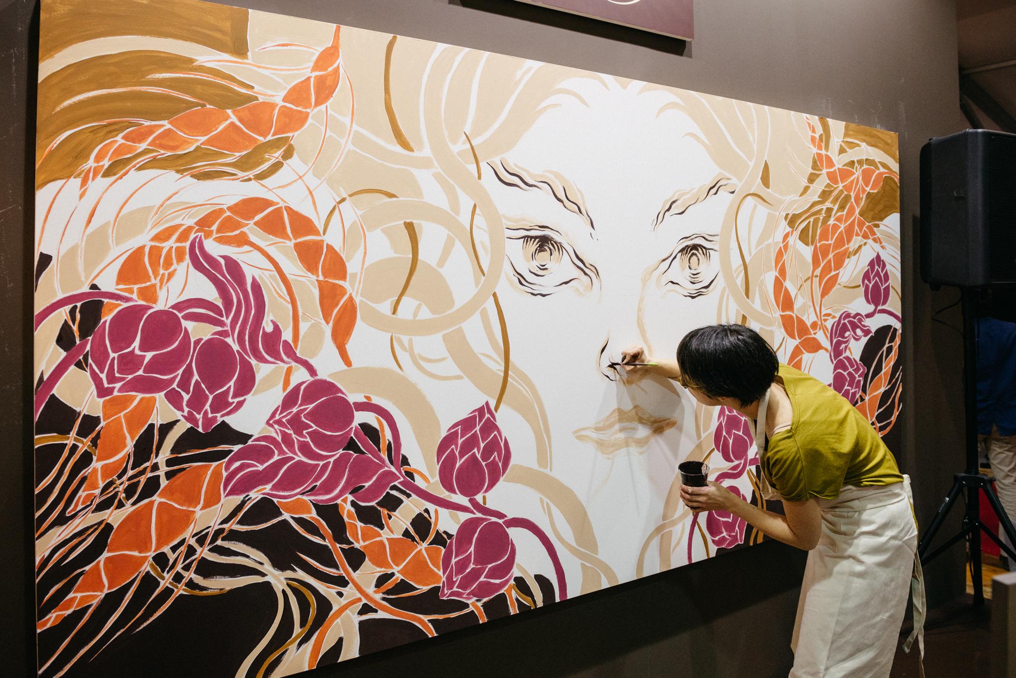 Selezione Angelo Live Art con Gloria Pizzilli