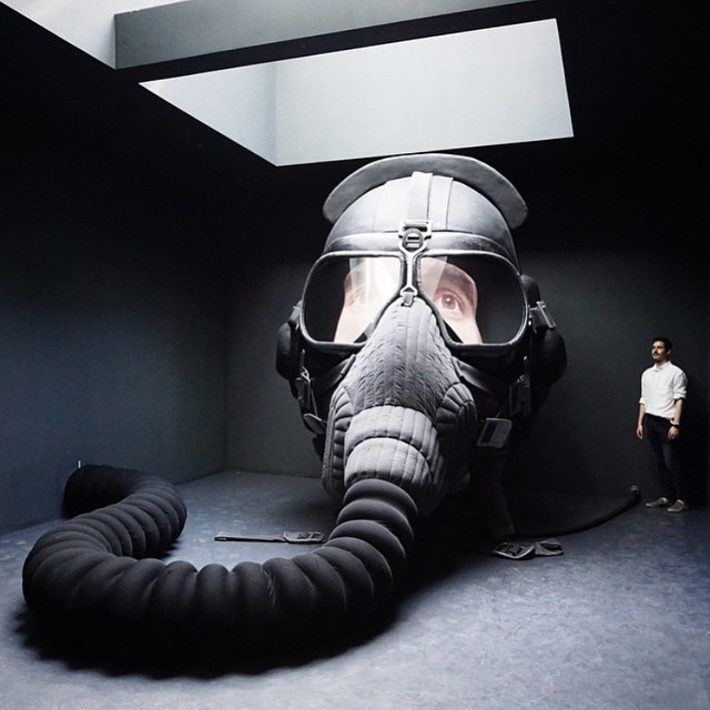 Amazing shot from #biennalearte2015 by @anasbarros #anycreativeform