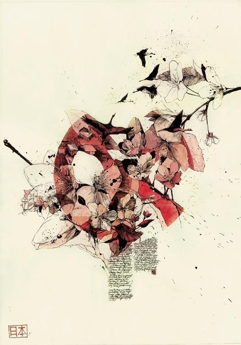 I sogni illustrati dell'artista Simon Prades - Collater.al