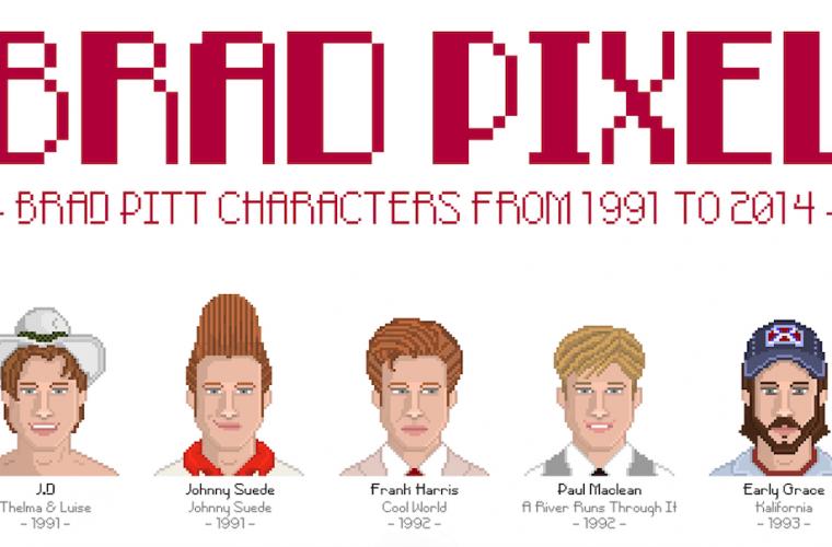Michele Romani – Brad Pixel