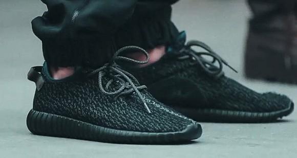 adidas Yeezy Boost 350 nere