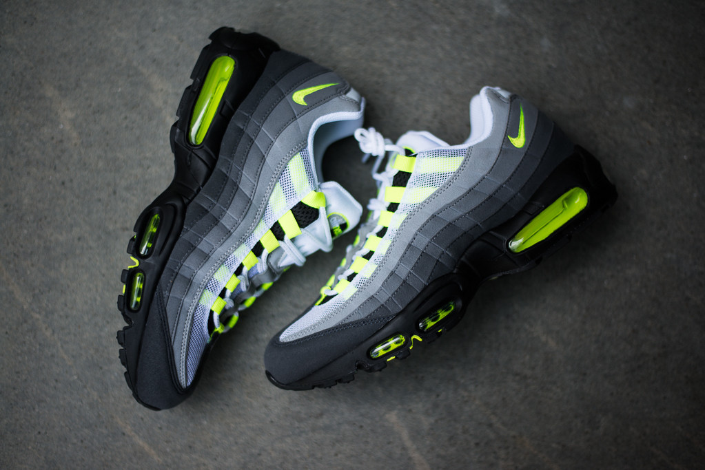 nike air max 95 og neon release date 2015