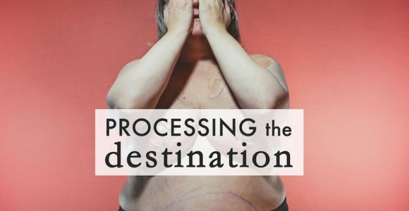Processing the Destination - an interview with Gracie Hagen