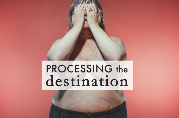 Processing the Destination: an interview with Gracie Hagen