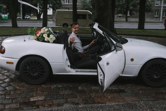Liisa Luts - Il giorno del matrimonio, la prospettiva della sposa