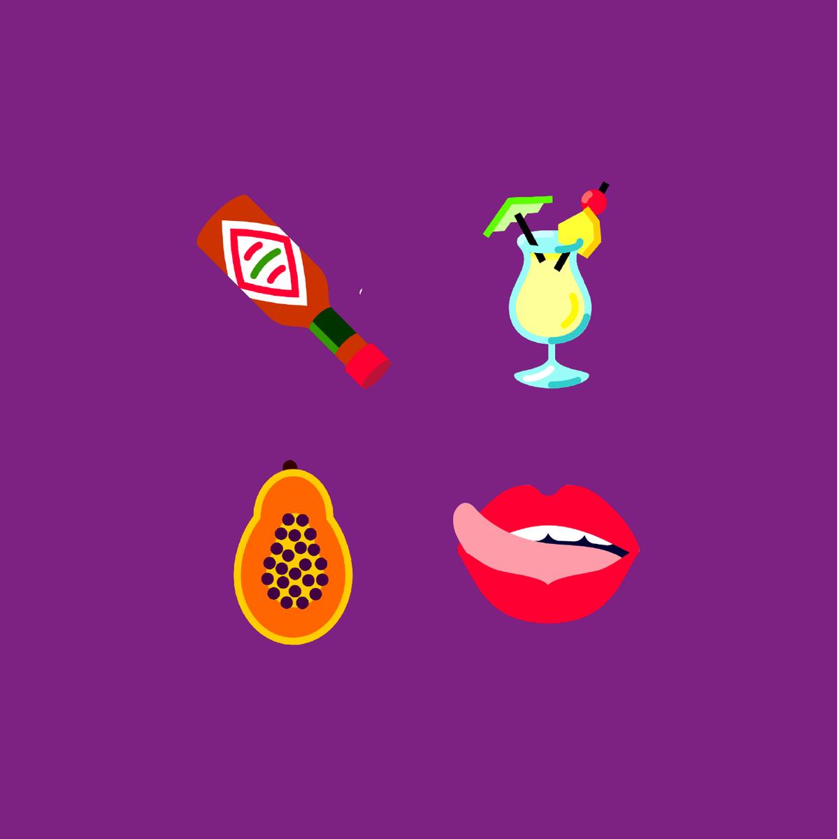 Flirtmoji, le emoji NSFW per il sexting | Collater.al