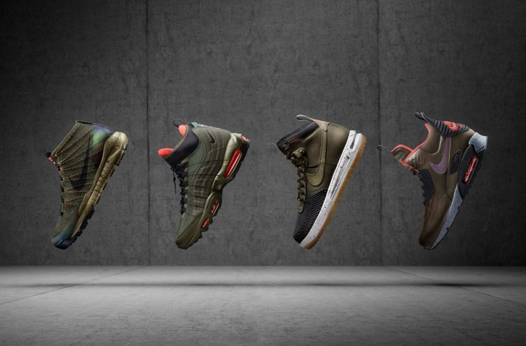 NIKE – SneakerBoots Collection 2015