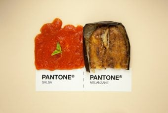 Georgia Calderone - Sicilian Food as Pantone